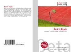 Bookcover of Rasim Başak