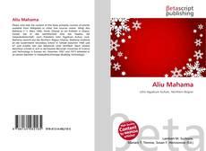 Bookcover of Aliu Mahama