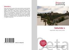 Bookcover of Salumäe s