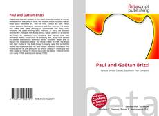 Bookcover of Paul and Gaëtan Brizzi