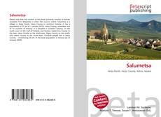 Bookcover of Salumetsa