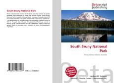 Portada del libro de South Bruny National Park