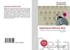 Bookcover of Hyperspace Delivery Boy!