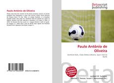 Couverture de Paulo Antônio de Oliveira