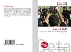 Buchcover von Vincent Wulf