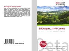 Bookcover of Salutaguse, Järva County