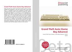 Bookcover of Grand Theft Auto (Game Boy Advance)