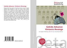Bookcover of Gekido Advance: Kintaro's Revenge