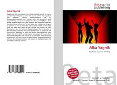Capa do livro de Alka Yagnik