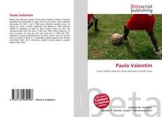 Paulo Valentim kitap kapağı