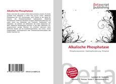 Обложка Alkalische Phosphatase