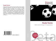 Paulo Torres kitap kapağı