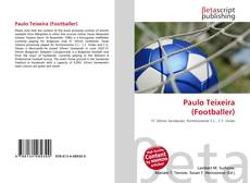 Bookcover of Paulo Teixeira (Footballer)