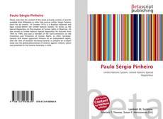 Обложка Paulo Sérgio Pinheiro