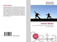Bookcover of Takeda Sōkaku