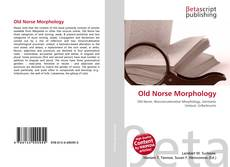 Buchcover von Old Norse Morphology