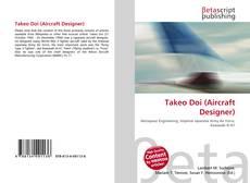 Buchcover von Takeo Doi (Aircraft Designer)
