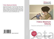 Bookcover of F-Zero: Maximum Velocity