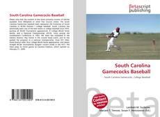 Capa do livro de South Carolina Gamecocks Baseball