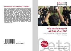Old Mission Beach Athletic Club RFC kitap kapağı