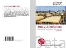 Bookcover of Rasor Elementary School