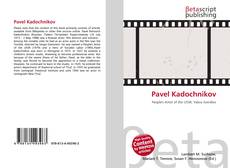 Buchcover von Pavel Kadochnikov