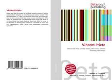 Vincent Prieto kitap kapağı
