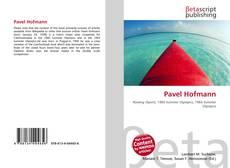 Buchcover von Pavel Hofmann