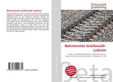 Portada del libro de Bahnstrecke Greifswald–Lubmin