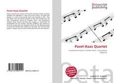 Обложка Pavel Haas Quartet