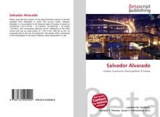 Bookcover of Salvador Alvarado