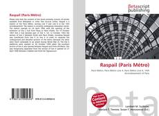 Raspail (Paris Métro) kitap kapağı