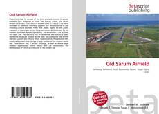 Bookcover of Old Sarum Airfield