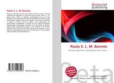 Bookcover of Paulo S. L. M. Barreto