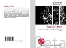 Bookcover of Raspberry Plain