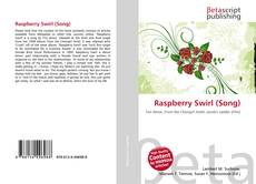 Couverture de Raspberry Swirl (Song)