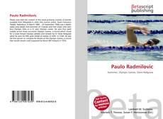 Paulo Radmilovic kitap kapağı