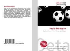 Paulo Monteiro的封面
