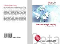 Bookcover of Narinder Singh Kapany