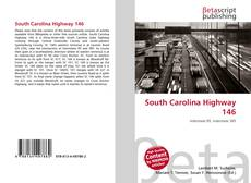Bookcover of South Carolina Highway 146