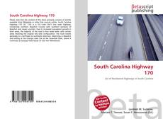 Bookcover of South Carolina Highway 170