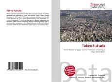 Portada del libro de Takeo Fukuda