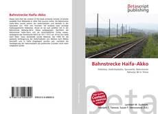 Borítókép a  Bahnstrecke Haifa–Akko - hoz