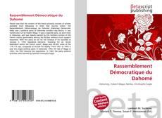 Rassemblement Démocratique du Dahomé kitap kapağı