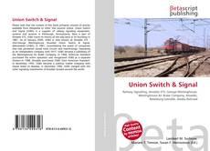 Copertina di Union Switch & Signal