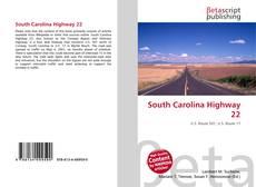 Bookcover of South Carolina Highway 22