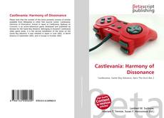 Couverture de Castlevania: Harmony of Dissonance