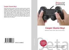 Capa do livro de Casper (Game Boy)