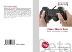 Bookcover of Casper (Game Boy)