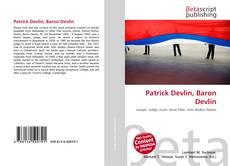 Patrick Devlin, Baron Devlin kitap kapağı